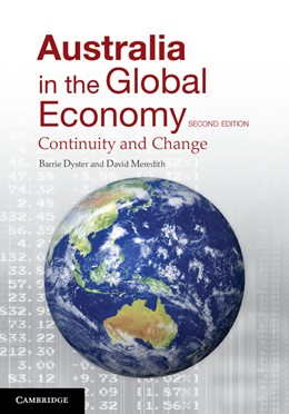 Abbildung von Meredith / Dyster | Australia in the Global Economy | 2012 | Continuity and Change