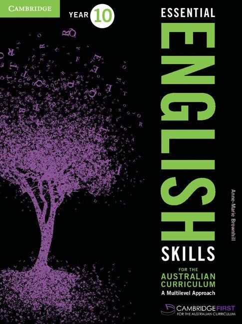 Abbildung von Brownhill | Essential English Skills for the Australian Curriculum Year 10 | 2012