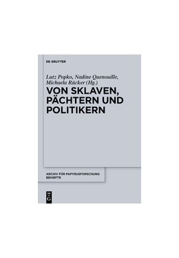 Abbildung von Popko / Quenouille / Rücker | Von Sklaven, Pächtern und Politikern | 2012 | Beiträge zum Alltag in Ägypten... | 33