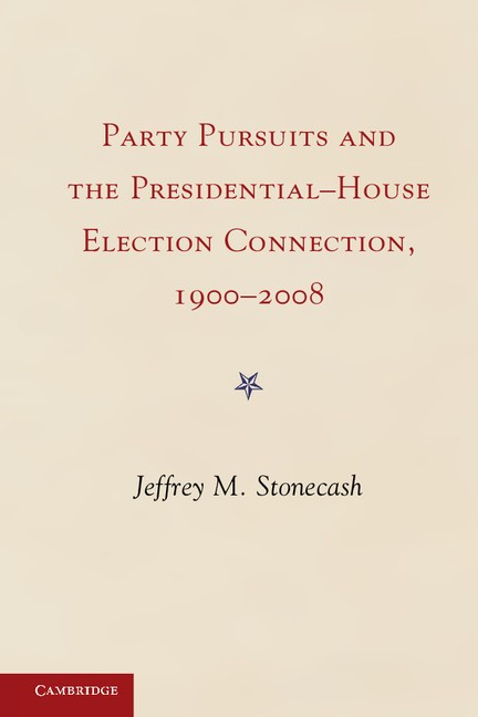 Abbildung von Stonecash | Party Pursuits and The Presidential-House Election Connection, 1900–2008 | 2012