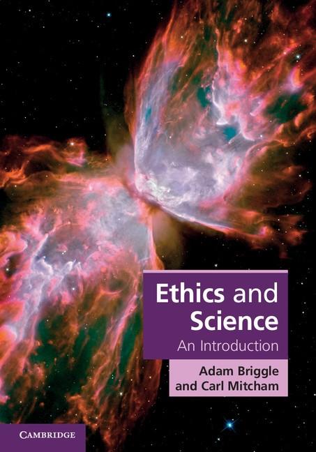 Abbildung von Briggle / Mitcham | Ethics and Science | 2012