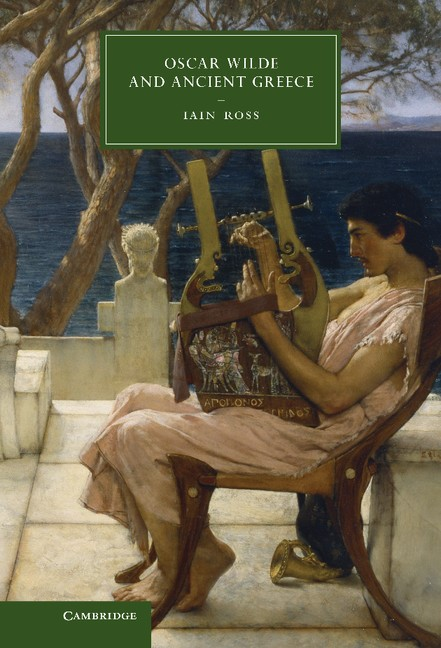 Abbildung von Ross | Oscar Wilde and Ancient Greece | 2012