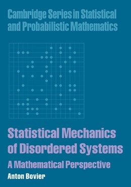 Abbildung von Bovier   Statistical Mechanics of Disordered Systems   2012   A Mathematical Perspective   18