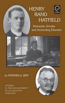 Abbildung von Henry Rand Hatfield: Humanist, Scholar, and Accounting Educator | 2000