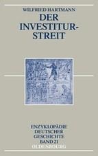 Der Investiturstreit   Hartmann   3., überarb. und erw. Aufl., 2007   Buch (Cover)