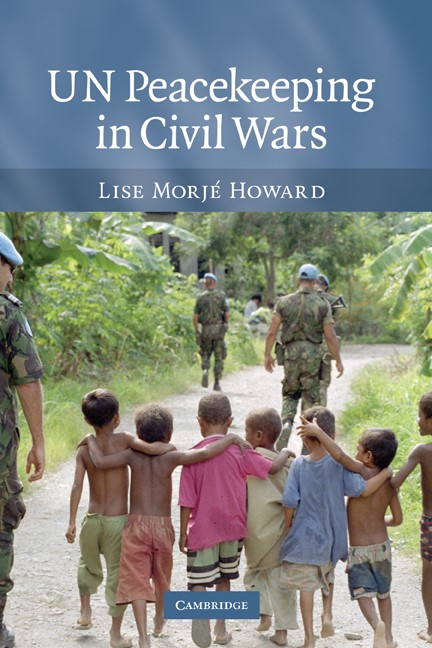 Abbildung von Howard | UN Peacekeeping in Civil Wars | 2007