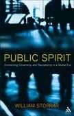 Abbildung von Storrar | Public Spirit | 2012