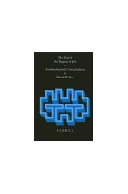Abbildung von The Text of the Targum of Job | 1994 | An Introduction and Critical E... | 20