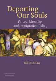 Abbildung von Hing   Deporting Our Souls   2006