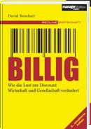 Billig | Bosshart | 2., aktualisierte Auflage, 2004 | Buch (Cover)
