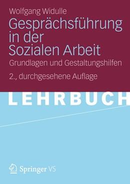 Abbildung von Widulle   Gesprächsführung in der Sozialen Arbeit   2012   Grundlagen und Gestaltungshilf...