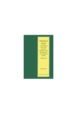 Abbildung von Reid / Brookes   An Inquiry into the Human Mind on the Principles of Common Sense   1997