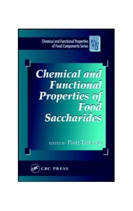 Abbildung von Tomasik | Chemical and Functional Properties of Food Saccharides | 2003