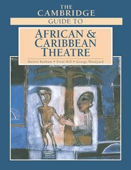 Abbildung von Banham / Hill / Woodyard | The Cambridge Guide to African and Caribbean Theatre | 2005