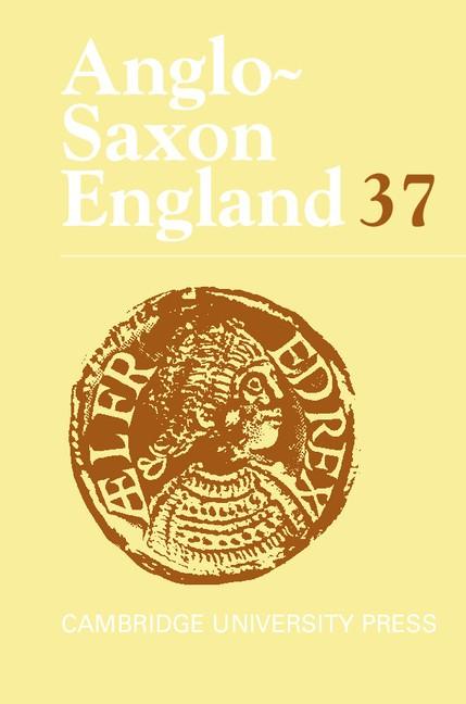 Abbildung von Godden / Keynes   Anglo-Saxon England   2009