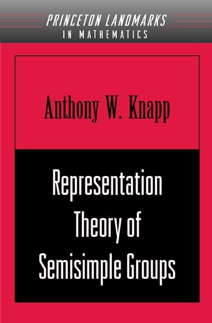 Abbildung von Knapp | Representation Theory of Semisimple Groups | 2001