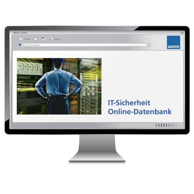 IT-Sicherheit Online-Datenbank   a Campo / Reibold, 2012 (Cover)
