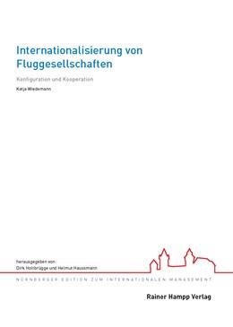 Abbildung von Wiedemann | Internationalisierung von Fluggesellschaften | 2011 | Konfiguration und Kooperation | 6