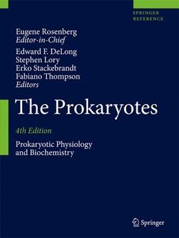 Abbildung von DeLong / Lory | The Prokaryotes | 4. Auflage | 2013 | beck-shop.de