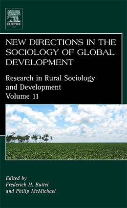 Abbildung von Buttel / McMichael | New Directions in the Sociology of Global Development | 2005