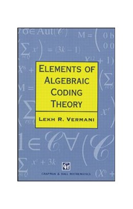 Abbildung von Vermani | Elements of Algebraic Coding Theory | 1996 | 12