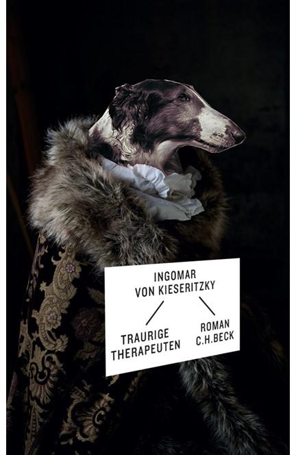 Cover: Ingomar Kieseritzky, Traurige Therapeuten