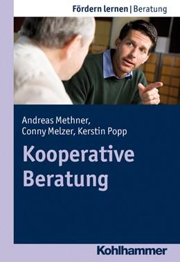 Abbildung von Methner / Melzer / Popp | Kooperative Beratung | 2013 | 13