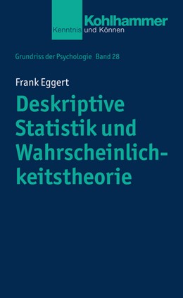 Abbildung von Eggert | Deskriptive Statistik und Wahrscheinlichkeitstheorie | 1. Auflage | 2016 | beck-shop.de