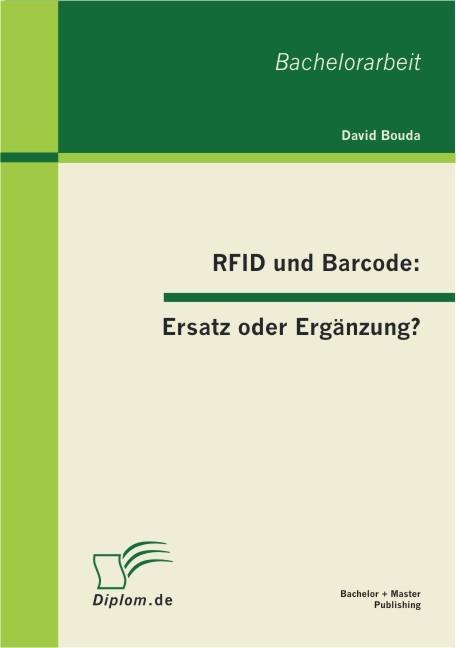 RFID und Barcode | Bouda, 2012 | Buch (Cover)