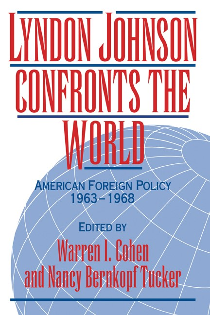 Abbildung von Cohen / Tucker | Lyndon Johnson Confronts the World | 1995