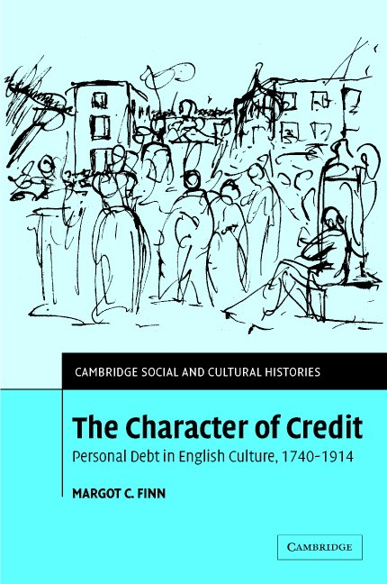 Abbildung von Finn | The Character of Credit | 2003