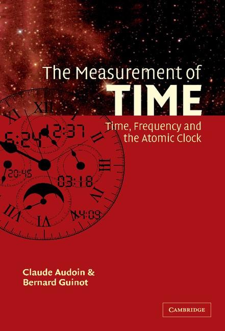 Abbildung von Audoin / Guinot   The Measurement of Time   2001