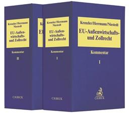 Abbildung von Krenzler / Herrmann / Niestedt | EU-Außenwirtschafts- und Zollrecht | 14. Auflage | 2020