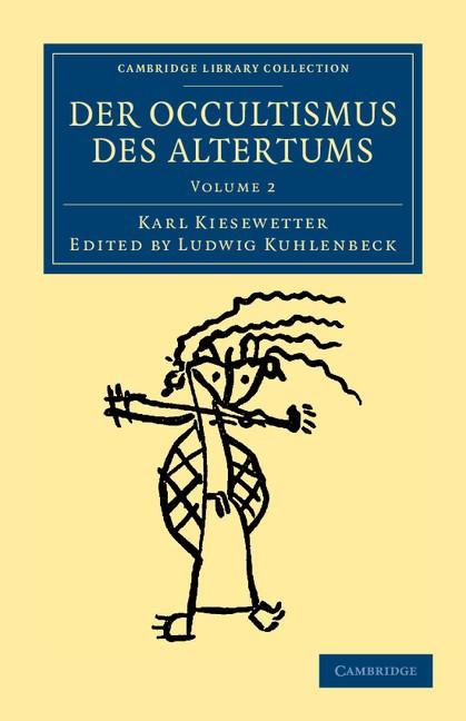 Abbildung von Kiesewetter / Kuhlenbeck | Der Occultismus des Altertums | 2012