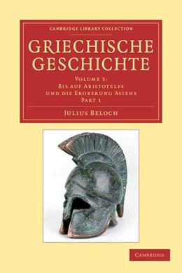 Abbildung von Beloch | Griechische Geschichte | 2012