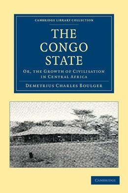Abbildung von Boulger | The Congo State | 2012