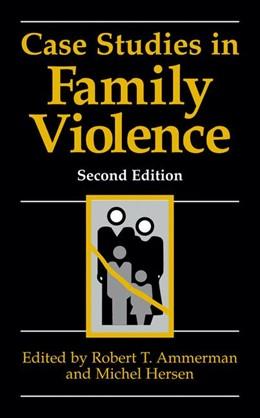 Abbildung von Ammerman / Hersen | Case Studies in Family Violence | 2000