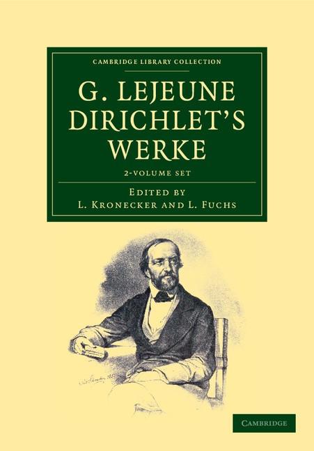 Abbildung von Dirichlet / Kronecker   G. Lejeune Dirichlet's Werke   2012