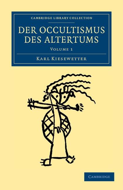 Abbildung von Kiesewetter | Der Occultismus des Altertums | 2012