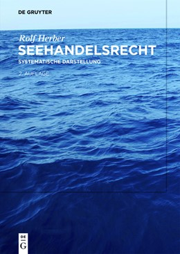 Abbildung von Herber   Seehandelsrecht   2. Auflage   2016   beck-shop.de