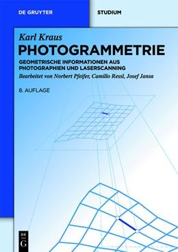 Abbildung von Kraus | Photogrammetrie | 8. Auflage | 2020 | Geometrische Informationen aus...