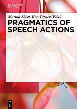 Abbildung von Sbisà / Turner | Pragmatics of Speech Actions | 2013 | 2