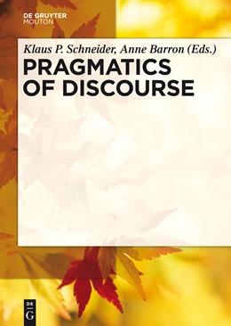Abbildung von Schneider / Barron   Pragmatics of Discourse   2014   3