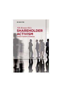 Abbildung von Krause | Shareholder Activism | 2020 | A Practitioner's Handbook