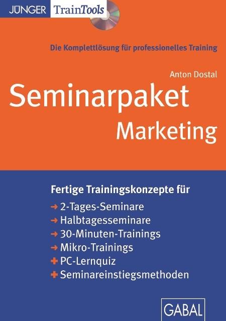 Abbildung von Dostal | Seminarpaket Marketing | Edition 2012 | 2012