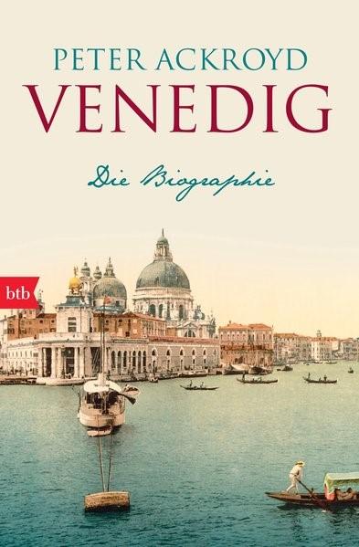 Venedig | Ackroyd, 2012 | Buch (Cover)
