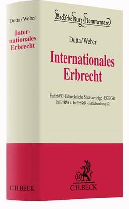 Abbildung von Dutta / Weber | Internationales Erbrecht | 1. Auflage | 2016 | beck-shop.de