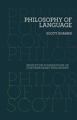 Abbildung von Soames | Philosophy of Language | 2012