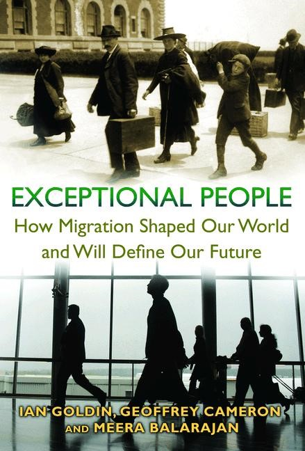 Abbildung von Goldin / Cameron / Balarajan | Exceptional People | 2012