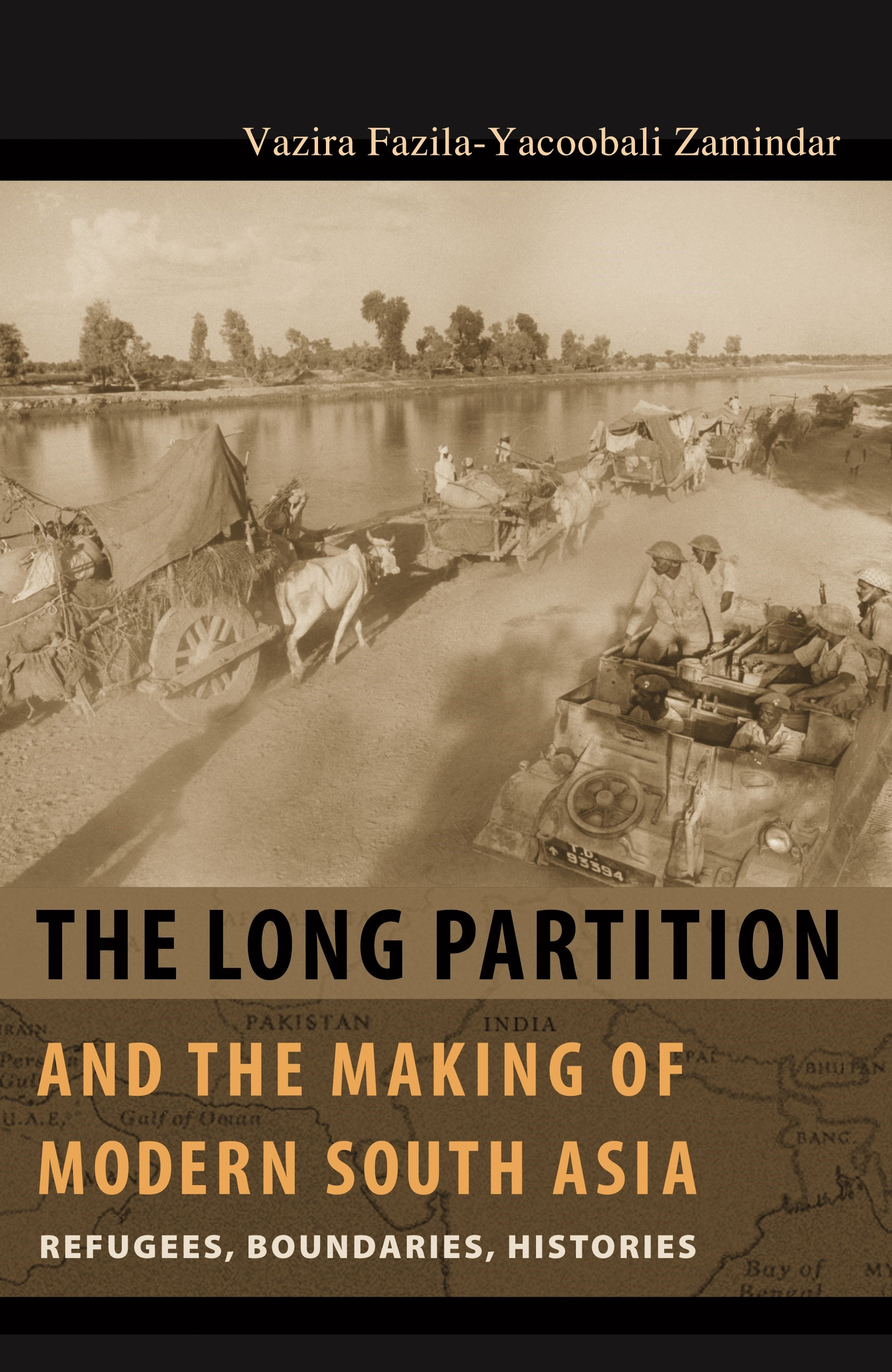 Abbildung von Zamindar | The Long Partition and the Making of Modern South Asia | 2007